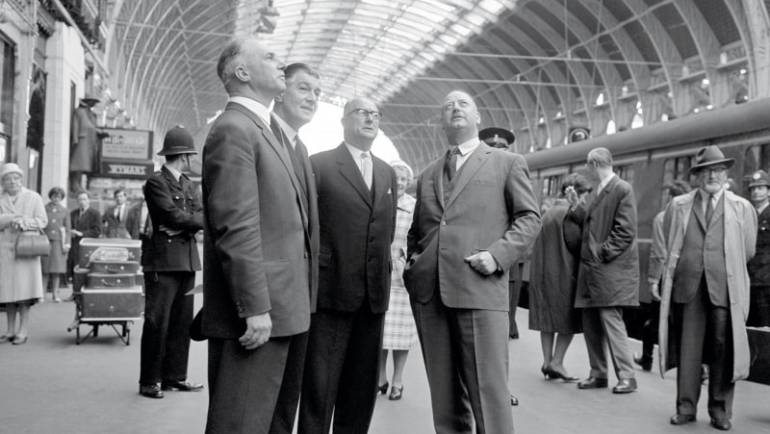 The new age of the train – It is time to reverse the damage done by Richard Beeching in the 1960s